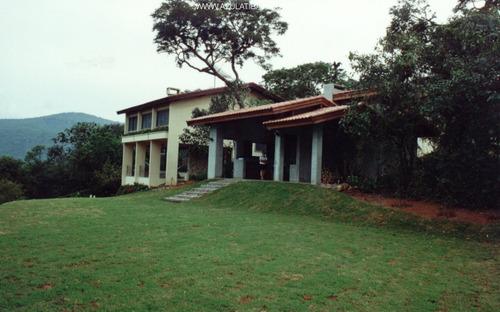 Imagem 1 de 30 de Casa Condomínio Atibaia, Próximo Ao Jardim Dos Pinheiros,  Portal Dos Nobres, Portaria, Rodas... - Ch03556 - 69543186