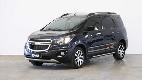 Chevrolet Spin 1.8 Activ Ltz 5as At 105cv - 162473 - C(p)