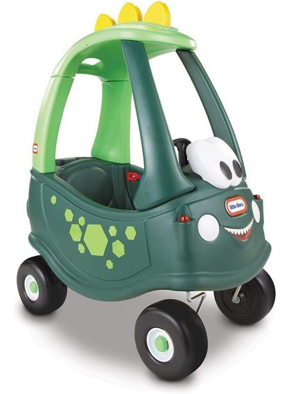 Carro Para Niños Bebes Andadera Little Tikes Dinosaurio Asa