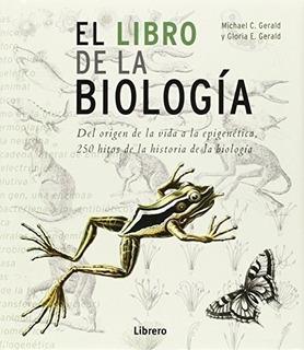 Libro De La Biología - Td, Aa.vv., Librero