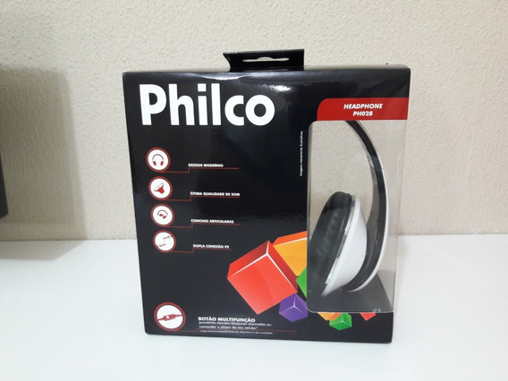 Headphone Ph02b (philco)