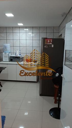 Imagem 1 de 12 de Apartamento - Venda - Jardim Santo André - Cod. 140 - V140