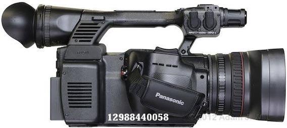 Filmadora Panasonic Agac 160p