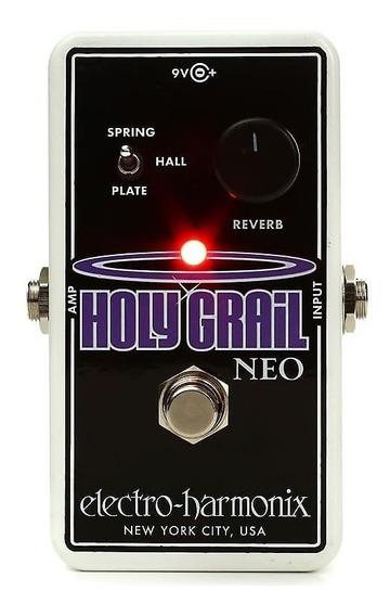 Pedal Electro Harmonix Holy Grail Neo Reverb C/ Nf-e