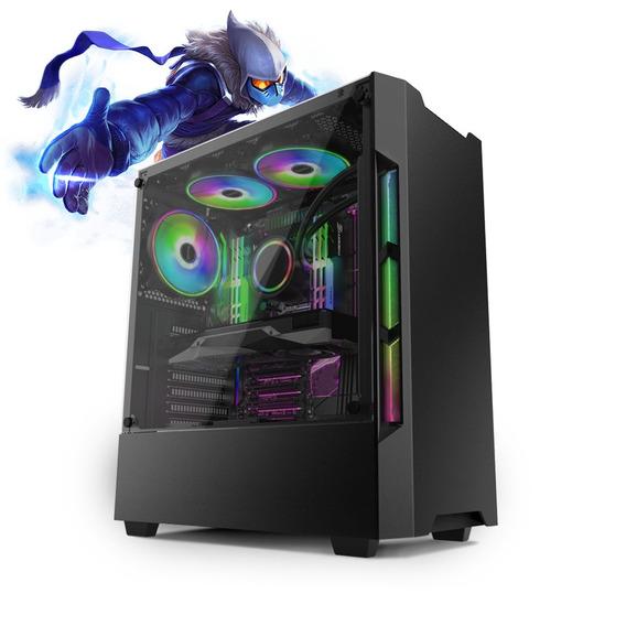 Pc Gamer Neologic 81387 Intel I3-9100f 8gb (gtx 1050ti) 1tb