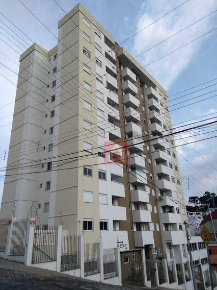 Apartamento Com 2 Dormitórios À Venda, 50 M² Por R$ 190.000 - Rio Branco - Caxias Do Sul/rs - Ap0893