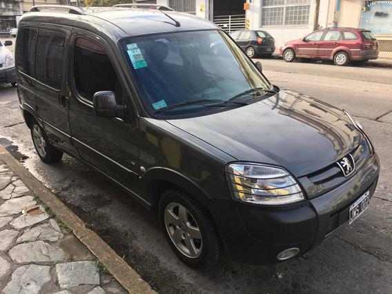 Peugeot Partner Patagónica 1.6 Hdi Vtc Plus 2011