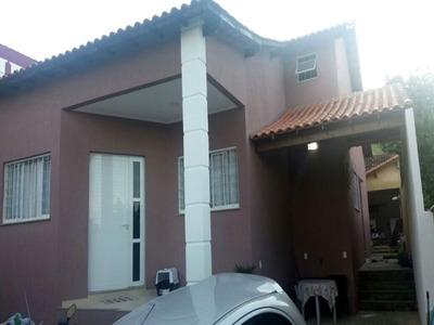 Caonze/n.iguaçu, Casa 2 Suítes, 2 Vagas, Quintal E Anexo Nos Fundos. - Ca00589 - 33706741