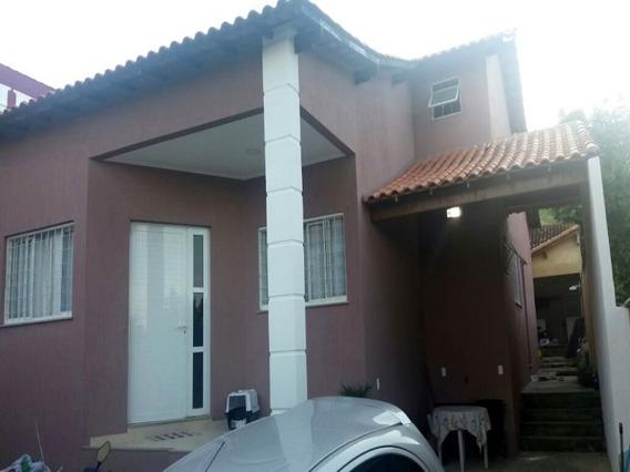 Caonze/n.iguaçu, Casa 2 Suítes, Quintal, 2 Vg. Garagem E Anexo Nos Fundos. - Ca00589 - 33706741