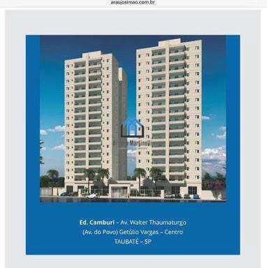 Apartamento Com 3 Dorms, Jardim Das Nações, Taubaté - R$ 520 Mil, Cod: 192 - V192