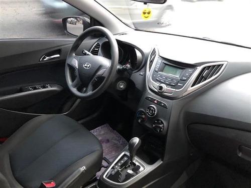 Hyundai Hb20 1.6 Comfort Style 16v Flex 4p Automático 2015/2