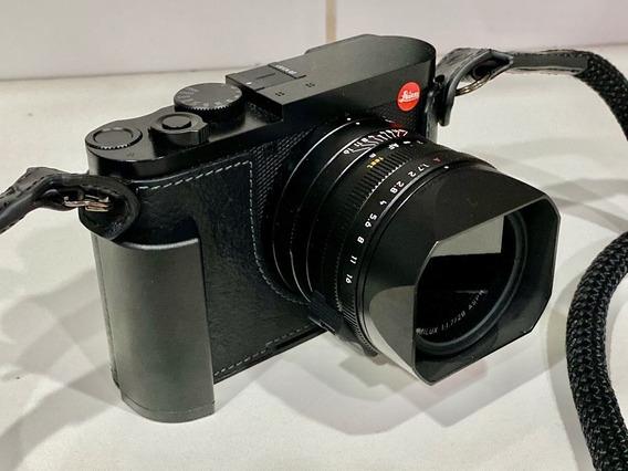 Leica Q2 Digital Câmera Trouxe Dos Estados Unidos