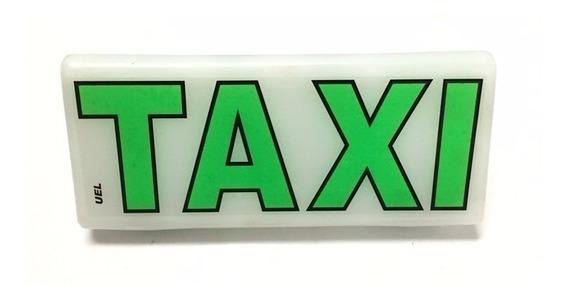 Luminoso De Taxi Led 2 Ima