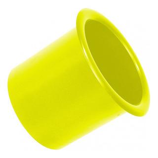 Aero Duto Permak 2 Polegadas Plástico Especial Amarelo Para