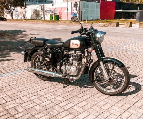 Imagem 1 de 10 de Royal Enfield Classic 500cc