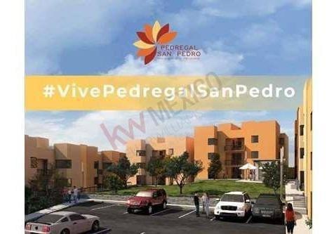 Preventa! Financiamiento! Departamento De 3 Recámaras A 2 Minutos Del Parque Querétaro 2000.