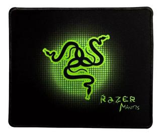 Mouse Pad Gamer Tipo Razer Grande 29 X 26 Cm ®