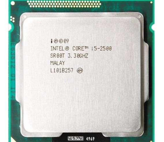 Processador Intel I5 2500 3.3ghz Oem Lga 1155+pasta Termica