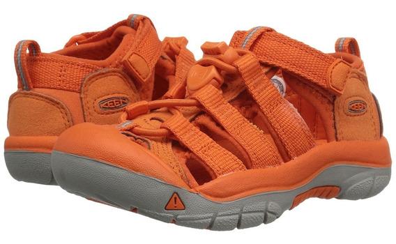 Sandalias Para Actividades Acuaticas Keen - Naranja