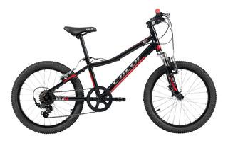 Bicicleta Wild Xs Aro 20 Infanto Juvenil Alum 7v A18 - Caloi