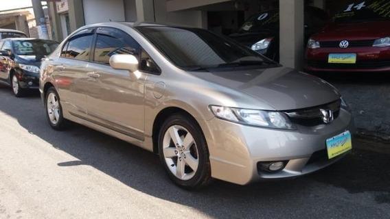 Honda Civic Lxs 1.8 Aut. Flex