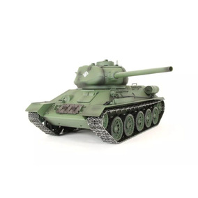 Tanque De Guerra Heng Long Russian T-34/85 Heng Long 2.4ghz