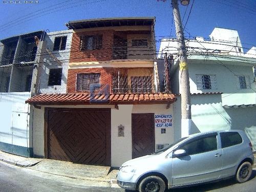 Venda Sobrado Sao Bernardo Do Campo Santa Terezinha Ref: 418 - 1033-1-41899