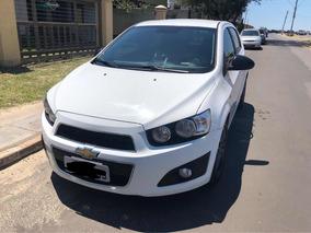 Chevrolet Sonic 1.6 16v Ltz Effect Aut. 5p 2014