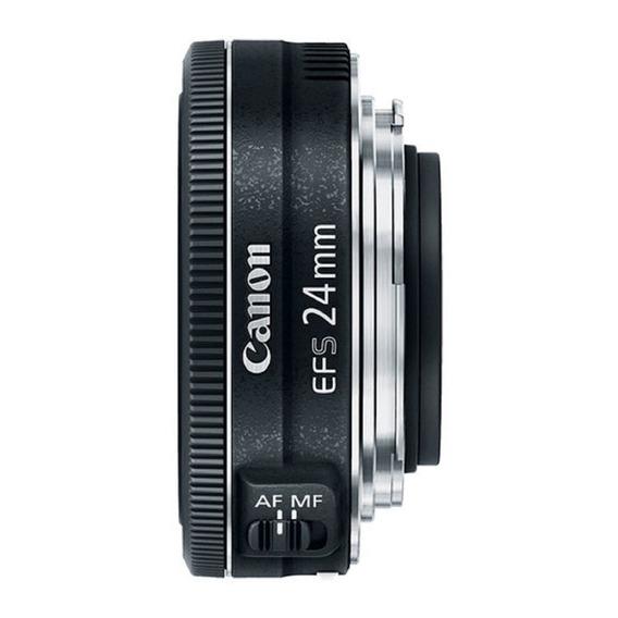 Lente Canon Ef-s 24mm F/2.8 Stm - Garantia Semjuros