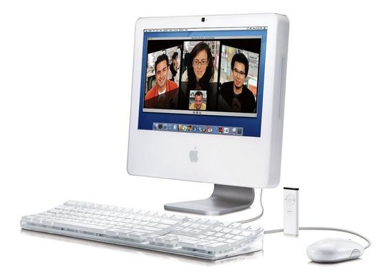 Apple iMac 17 (late 2006) A1195 - C2d, 2gb Ram, 160 Hd