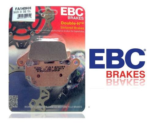 Pastillas Freno Ebc Brakes Zontes T 310