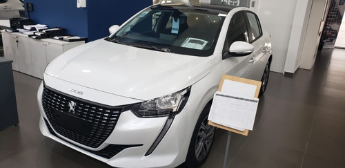 Nuevo Peugeot 208 Allure Mt 0km Entrega Inmediata - Darc