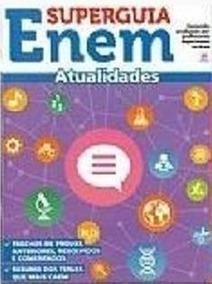 Livro Super Guia Enem - Atualidades - Ano 2014