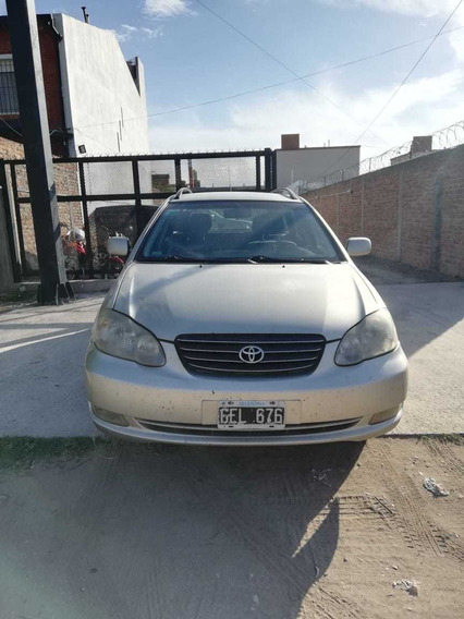 Toyota Corolla Fielder Manual 2007