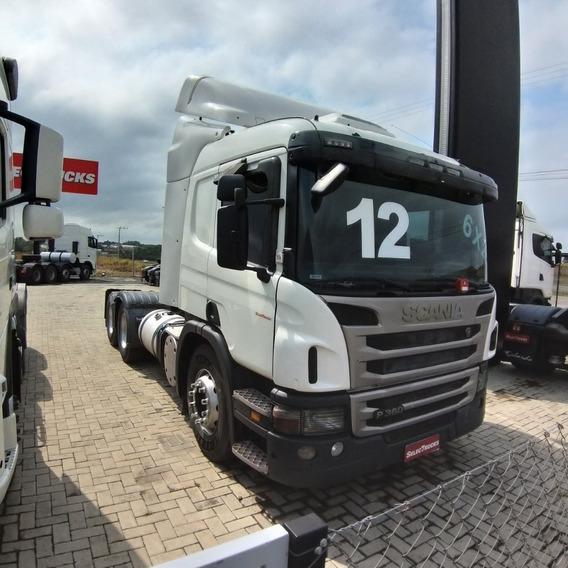 Scania P 360 6x2 2012 = Selectrucks = 2536 = Vm 370