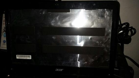 Carcaça Completa Com Dobradiças P/ Acer E1 421