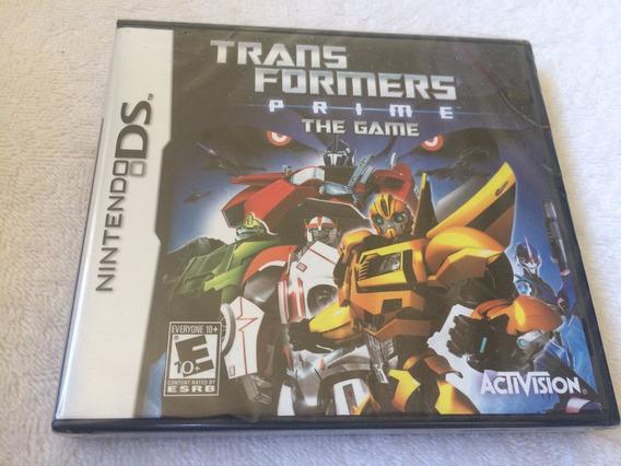 Transformers Prime The Game - Lacrado De Fabrica