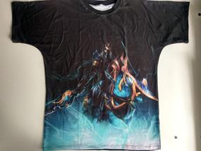 Camiseta Superpromo-lts 150 Game Dota Superpromoção