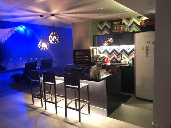 Magnífica Residência À Venda No Melhor Condomínio De Niterói, Situado Ao Final Da Estrada Fróes - Ca0486