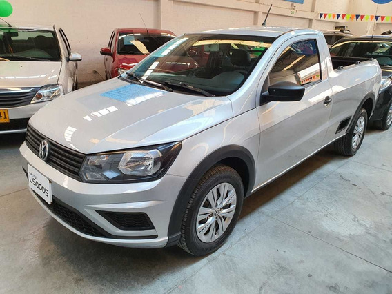 Volkswagen New Saveiro Basico 1.6 2p 2019 Fpp693