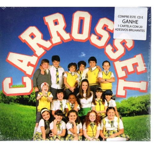 Imagem 1 de 2 de Cd Carrossel 2012 Volume 1 Novela Infantil Sbt Bonellihq L18