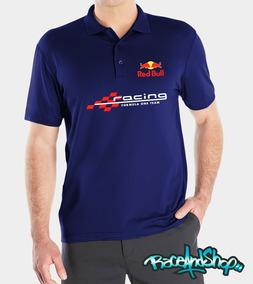 Playera Premium Polo Dryfit Envio Gratis!! Red Bull Racing