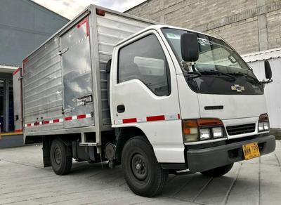 Chevrolet Furgon Nhr