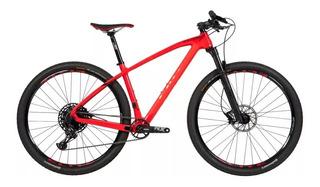 Bike Caloi Sport Carbon Nx , 29er 12v Vermelha 2020