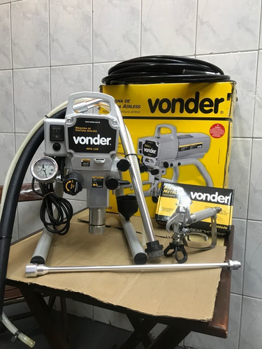 Imagem 1 de 4 de Máquina Vonder