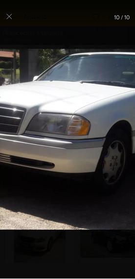 Mercedes-benz Clase C 2.2 C220 Classic 1995