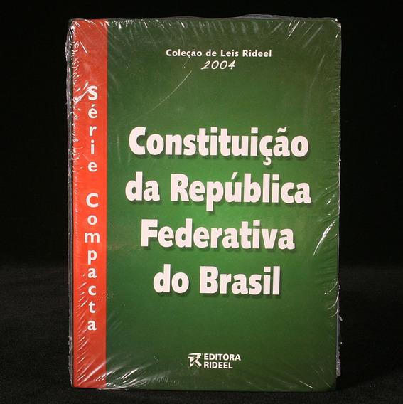 Constituição Da República Federativa Do Brasil 2004
