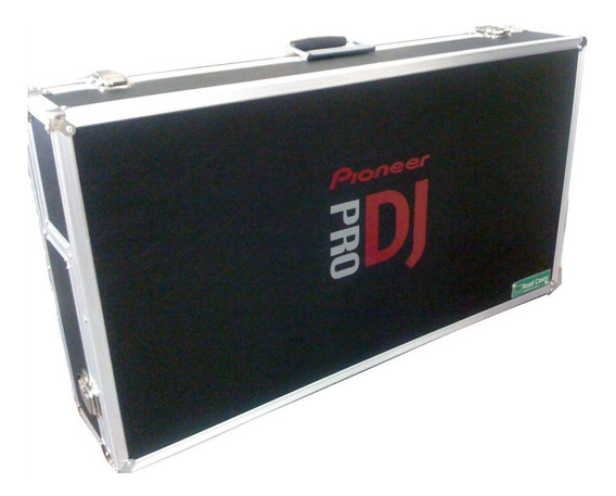 Hard Case P/ 02 Cdj Kam Kcd450usb + 01 Mixer Gemini - Ps
