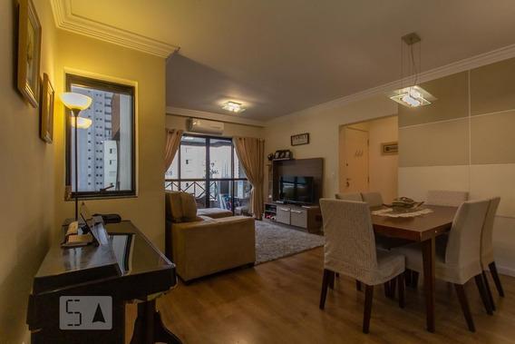 Apartamento No 3º Andar Com 3 Dormitórios E 2 Garagens - Id: 892948522 - 248522
