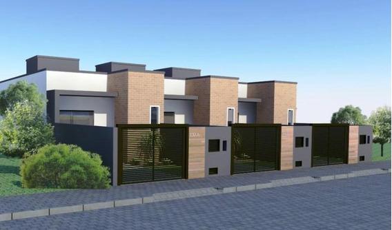 Casa Em Itacolomi, Balneário Piçarras/sc De 55m² 2 Quartos À Venda Por R$ 155.000,00 - Ca120101